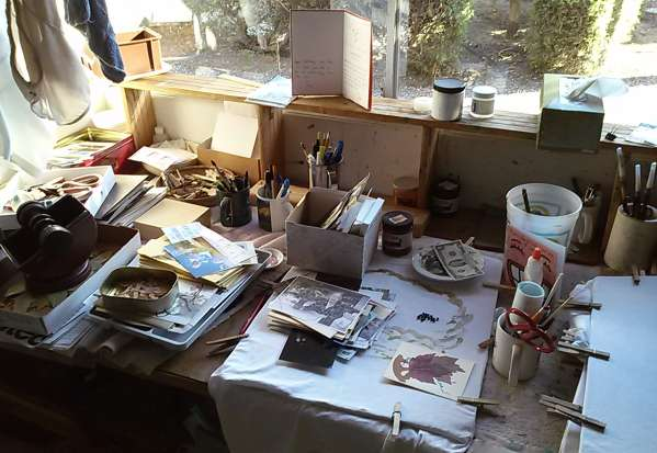 Rose's Art Nook